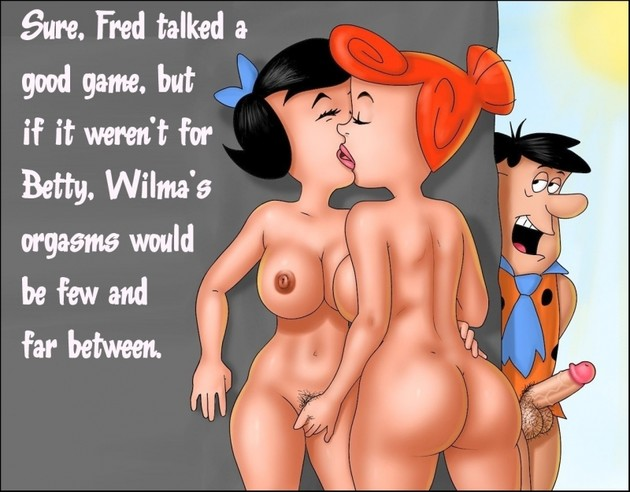 Flintstones Cartoon Porn